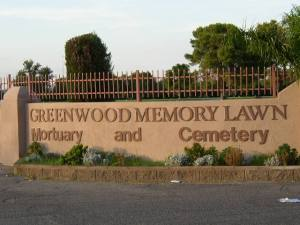 Cemitério onde está enterrado Paul Valadon