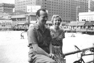 Frances Ireland e seu marido Jay