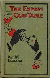 Provável exemplar que Dai Vernon ganhou de presente. Edição Drake de 1905.