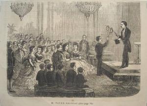 FIGURA 10 - M. Faure Nicolay, gravura de 1870 (Clique na imagem para ampliá-la)