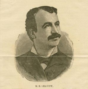 MB Leavitt (Clique na imagem para ampliá-la)