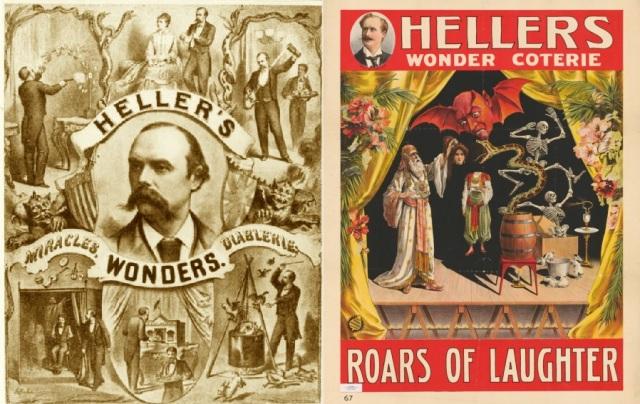 Hellers-Wonders