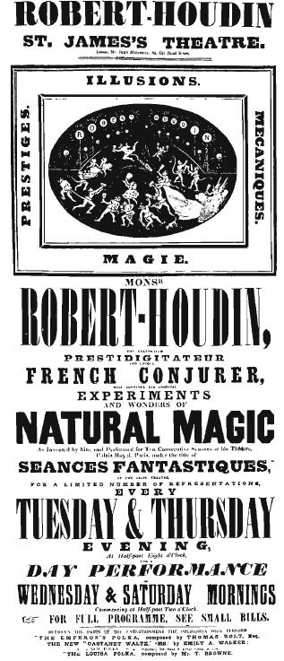 Robert-Houdin diabretes