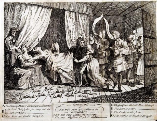 Mary Toft (1720)