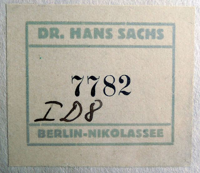 Hans_Sachs_label_-7782,_affixed_to_the_Karen_Zabel_poster_verso